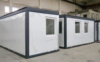 модульное здание СК-Евроинвест