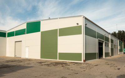 реконструкция аптечного склада